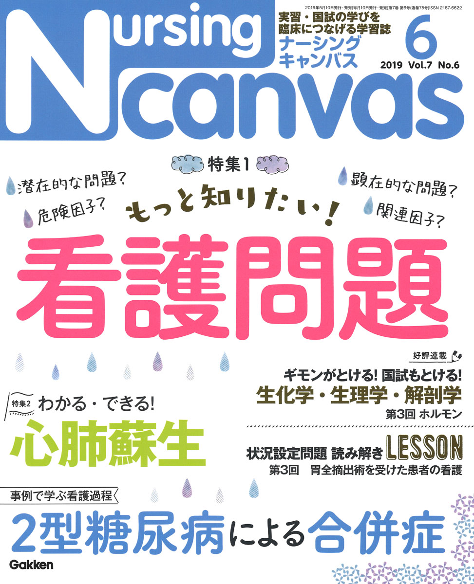 『Nursing Canvas2019年6月号Vol.7No.6』