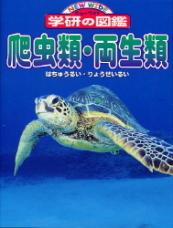 ニューワイド学研の図鑑 爬虫類・両生類