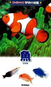 新ポケット版学研の図鑑 魚