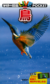 学研の図鑑LIVEポケット 鳥